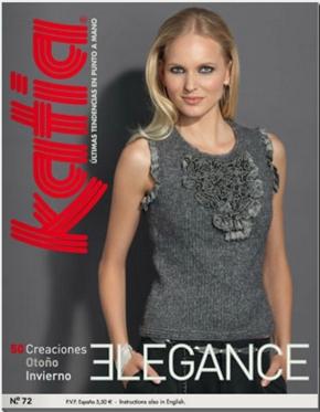 Revista Elegance de Katianº72