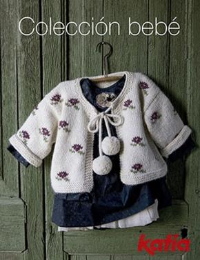 Nuevo libro Colección Bebé deKatia